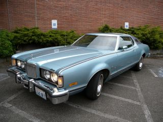 1976 Mercury Cougar Xr7 Blue Landau 2 Door 94,  700 Mi.  All photo