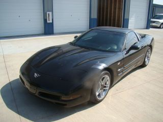2003 Chevrolet Corvette 50th Anniversary Edition Hatchback 2 - Door 5.  7l photo