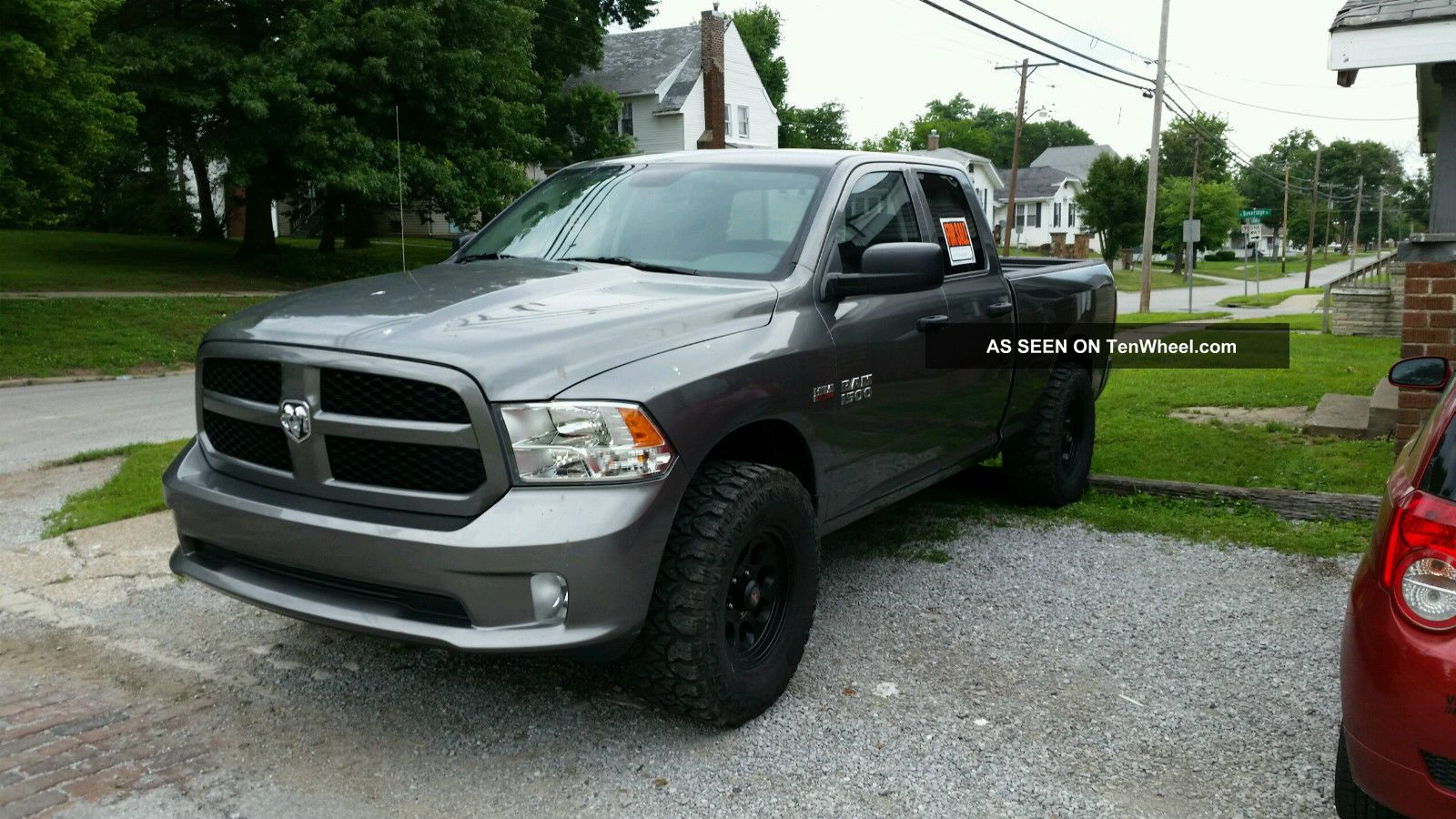 2013 Dodge Ram 1500 4x4 Ram 1500 photo