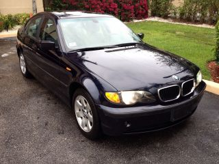 2003 Bmw 325xi Base Sedan 4 - Door 2.  5l photo