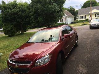 2009 Chevrolet Malibu Lt Sedan 4 - Door 2.  4l photo