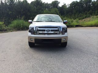 2012 Ford F - 150 Lariat Extended Cab Pickup 4 - Door 5.  0l photo