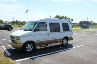 1995 Chevrolet Astro 3 - Door 4.  3l Converted Campervan Ready To Go photo