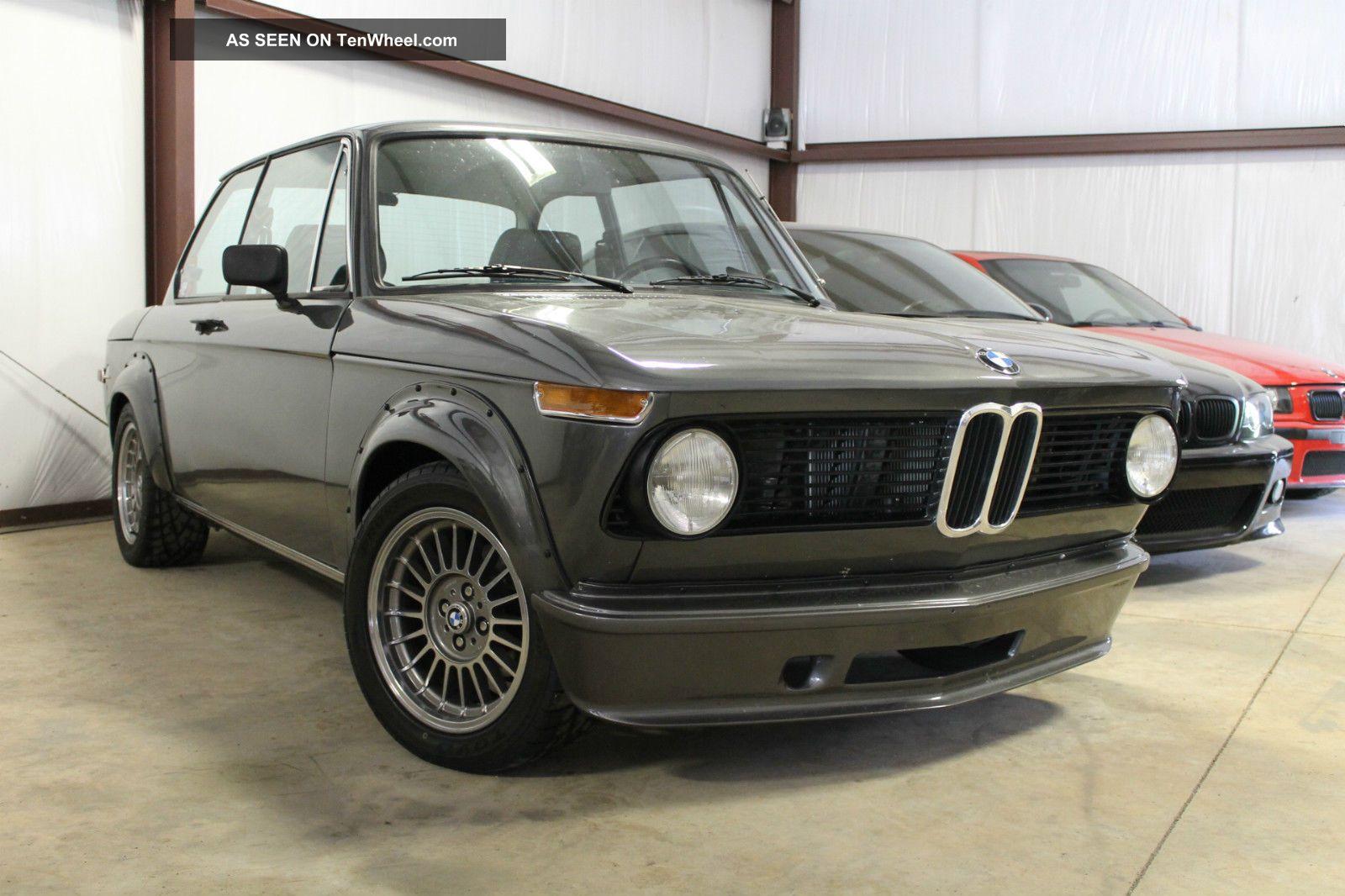 1974 Bmw 2002 Restomod