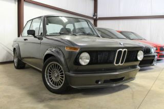1974 Bmw 2002 Restomod photo