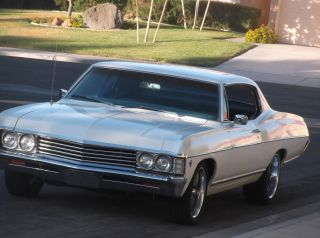 1967 Chevy Caprice Awesome 350 Cid / 305 Hp photo