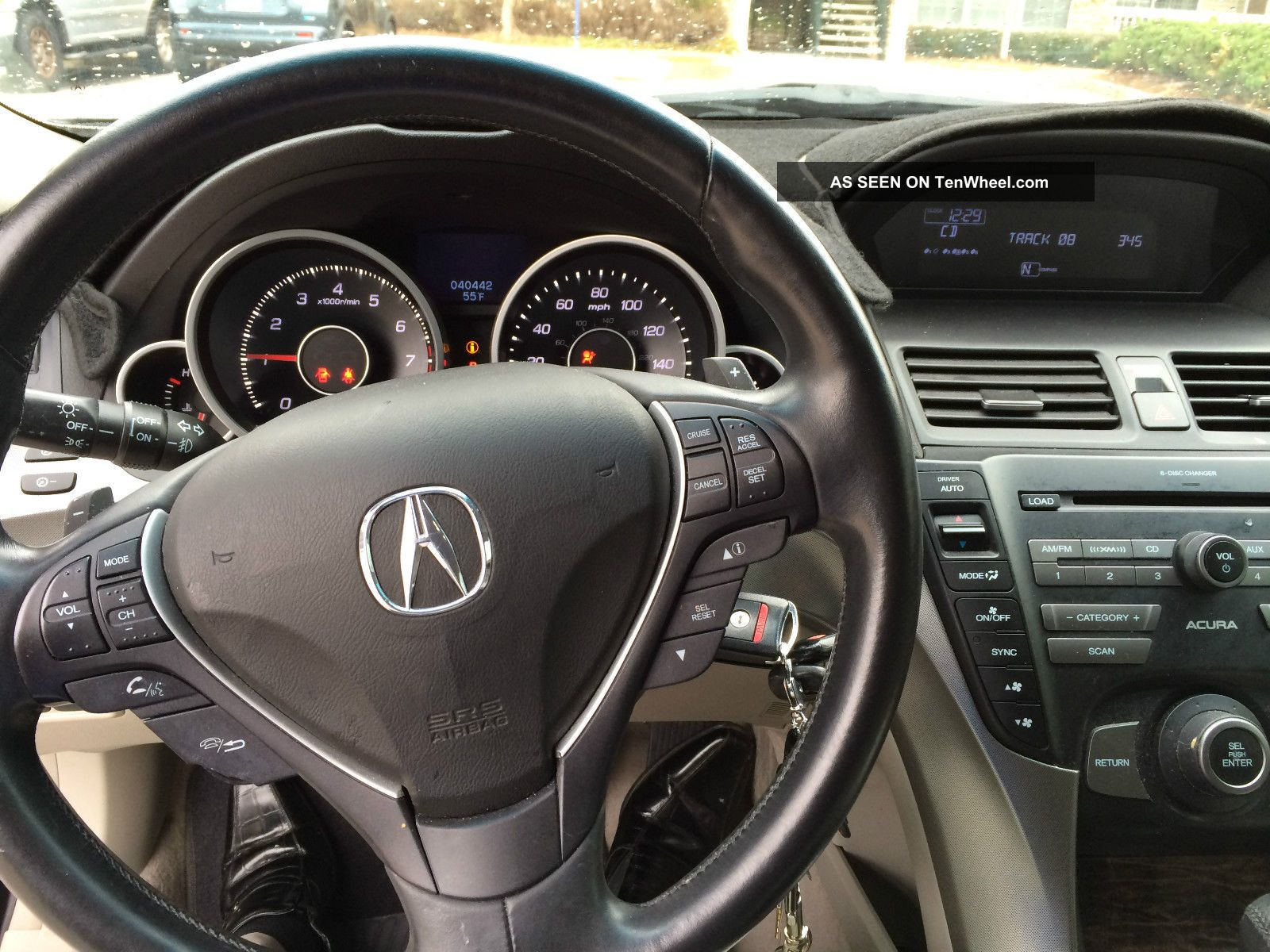 2010 Acura Tl Base Sedan 4 - Door 3.  5l TL photo