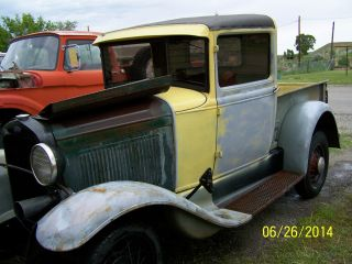 1930 Model A Ford Pickup photo