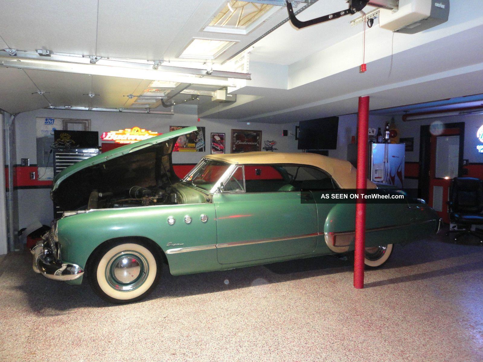 1949 Buick Convertible - Rare Classic - Auto - Other photo
