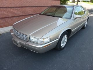 2000 Cadillac Eldorado Esc Very Runs & Drives photo