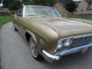 1966 Chevrolet Caprice Coupe 396 photo