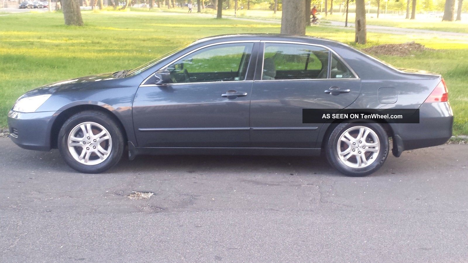2007 Honda Accord Lx Sedan Accord photo