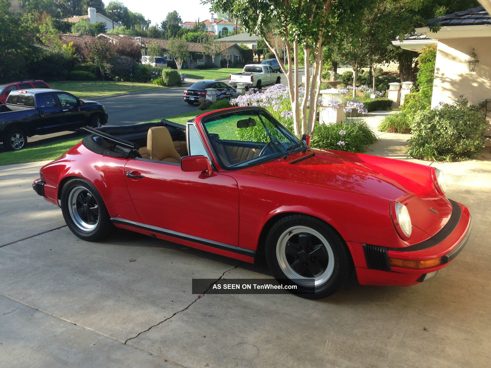 1988 Porsche 911 Carrera Cabriolet 911 photo
