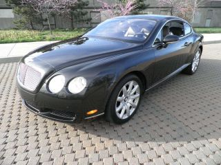 2005 Bentley Continental Gt 37k Car Is 100% Just Service At The Dealer photo