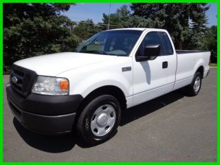 2007 Ford F - 150 Xl Pickup 8 Ft Bed Powerfull V - 8 Eng Auto Trans photo