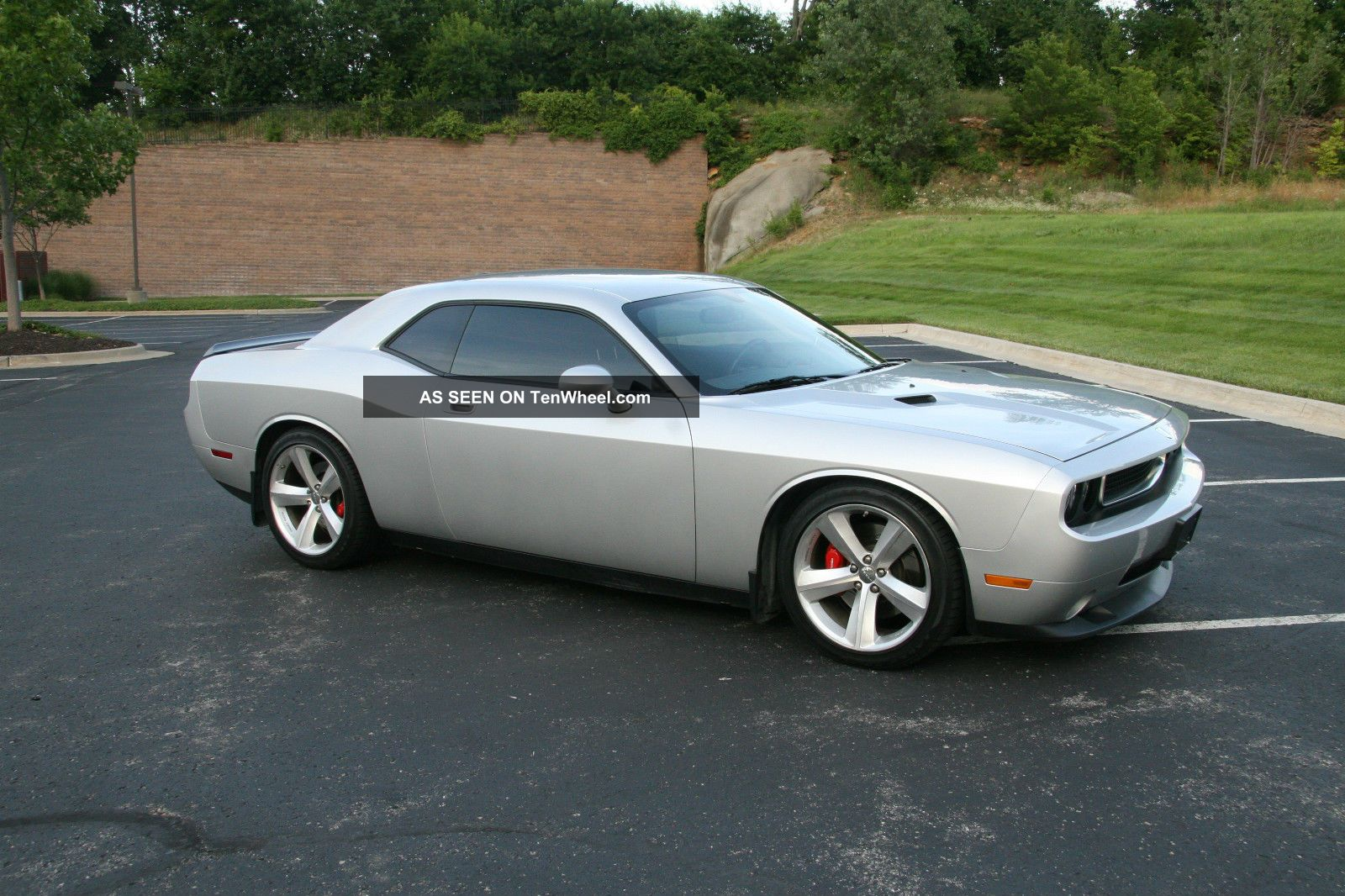 2010 Dodge Challenger Srt8 Procharger Supercharger Hemi 525hp Supercharged Challenger photo