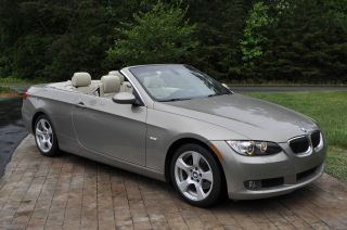 2008 Bmw 328i Convertible 2 - Door 3.  0l photo