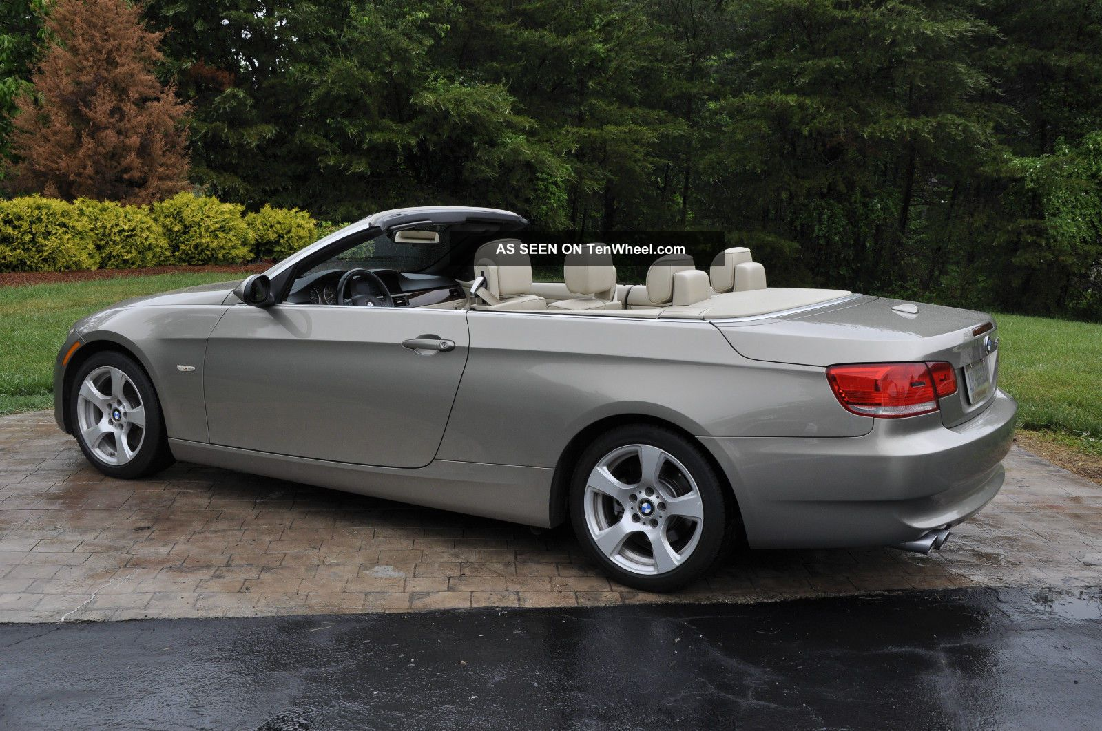 2008 bmw 328i convertible 2 door 3 0l. Black Bedroom Furniture Sets. Home Design Ideas