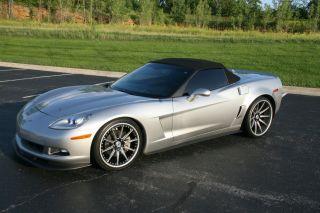 2005 Chevrolet Corvette Procharger Supercharger Corsa Asanti + More 545 Hp photo