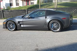 Rare 2009 Zr1 With Supercharger And Exhaust Upgrade 700 Hp+++ photo