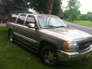 2001 Gmc Yukon Xl 4 Door photo