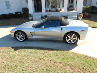2005 Corvette Convertible 6sp photo