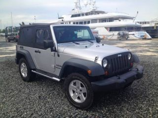2011 Jeep Wrangler Sport Utility 2 - Door 3.  8l photo