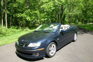 2006 Saab Aero Convertible photo