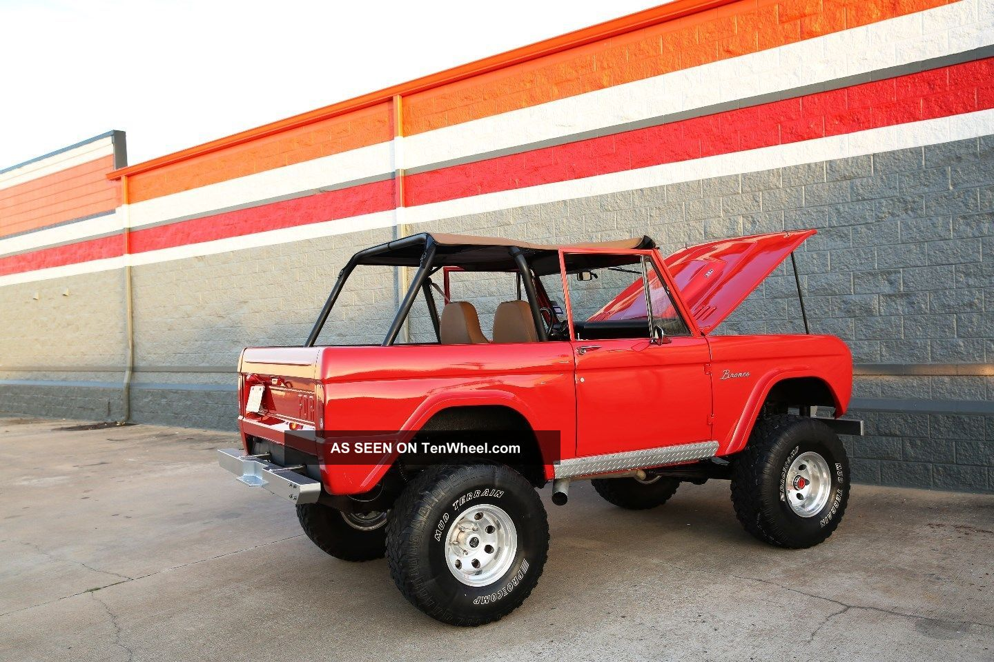 Ford Bronco Reproduction Bodies
