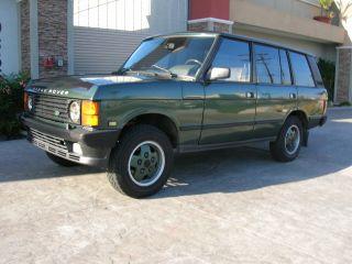 1993 Range Rover Classic Lwb (county Long Wheel Base) photo