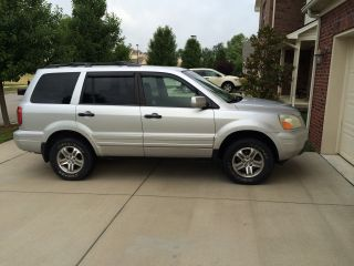 2005 Honda Pilot Ex Sport Utility 4 - Door 3.  5l photo