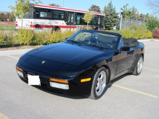 1990 944 Convertible With Turbo Engine 269hp At Wheels 951 photo