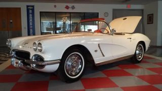 1962 Chevrolet Corvette Survivor Never. .  Power Top 340hp photo