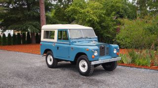 1971 Land Rover Series 2a 88