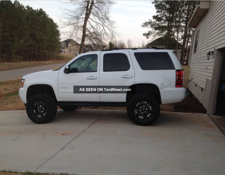 6 5 Inch Bds Lifted 2013 Chevrolet Tahoe 4x4