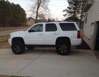 6.  5 Inch Bds Lifted 2013 Chevrolet Tahoe 4x4 photo