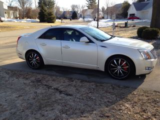 2008 Cadillac Cts 4 Awd photo