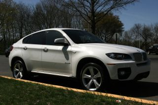 2011 Bmw X6 Xdrive 50i photo