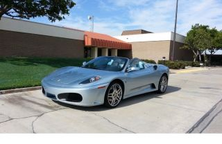 2005 Ferrari F430 Spider Convertible 2 - Door 4.  3l photo