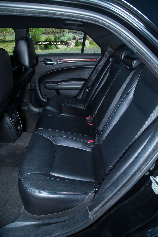 2012 Chrysler 300 Limited Sedan Rwd 3 6l