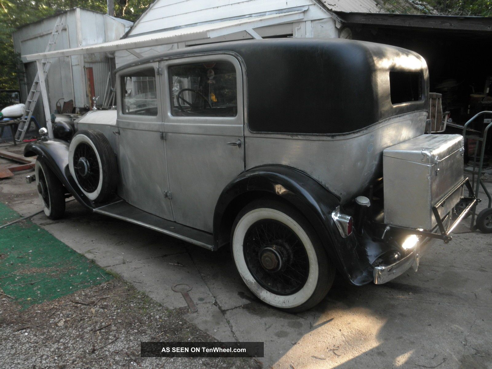 1932 rolls royce 20 25 4 door limousine for 1932 oldsmobile 4 door