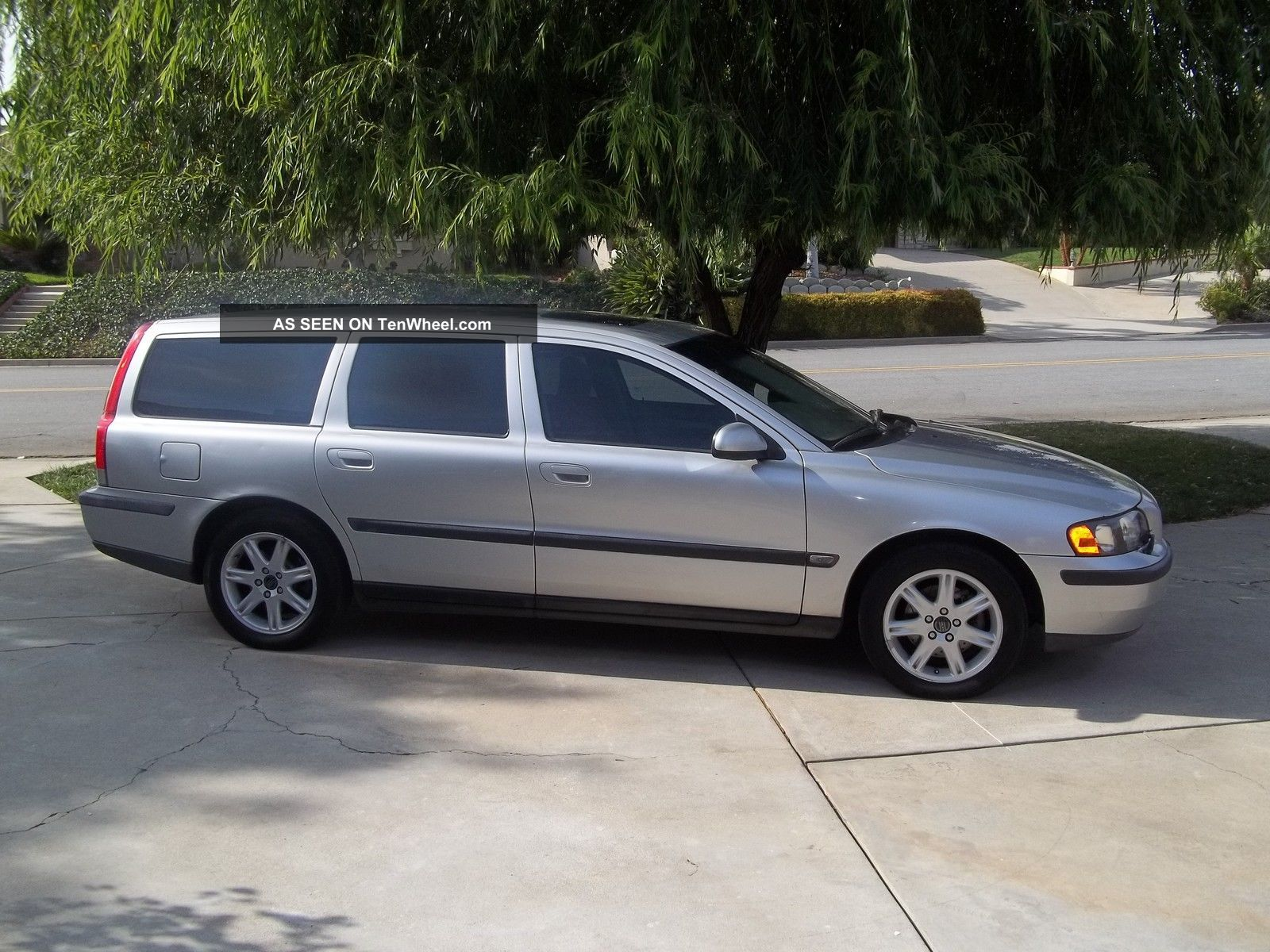2002 volvo v70 wagon automatic 5 cylinder so california. Black Bedroom Furniture Sets. Home Design Ideas
