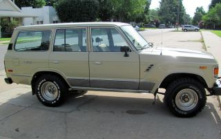 1986 Toyota Land Cruiser Fj60 photo