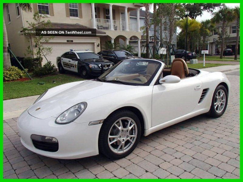 2008 Porsche Boxster Automatic Transmission Florida Car Boxster photo