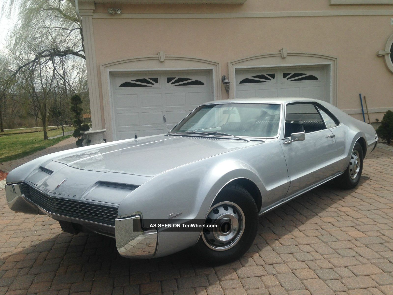 1966 Oldsmobile Toronado 7.  0l Big Block ' S Matching All Car Toronado photo
