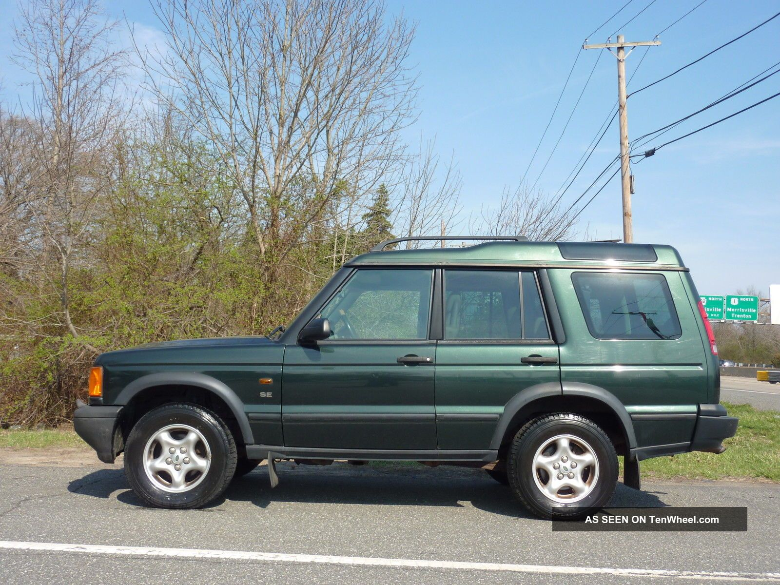 2001 land rover discovery runs very good 4x4. Black Bedroom Furniture Sets. Home Design Ideas