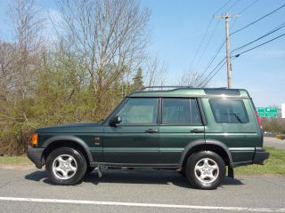 2001 Land Rover Discovery Runs Very Good 4x4 photo
