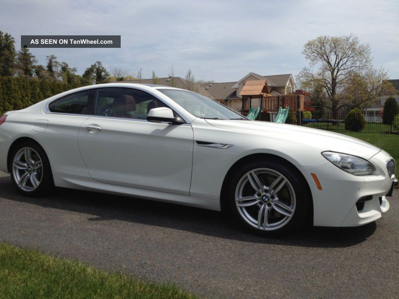 2012 Bmw 650i Coupe 6-Series photo