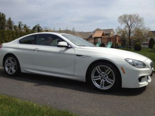 2012 Bmw 650i Coupe photo