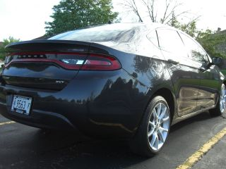2013 Dodge Dart Sxt Sedan 4 - Door 2.  0l photo